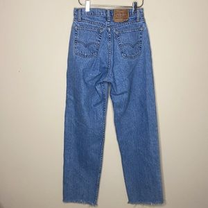 Vintage Levi's High Rise Jean